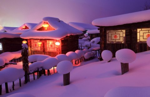 雪乡雪松家庭旅馆