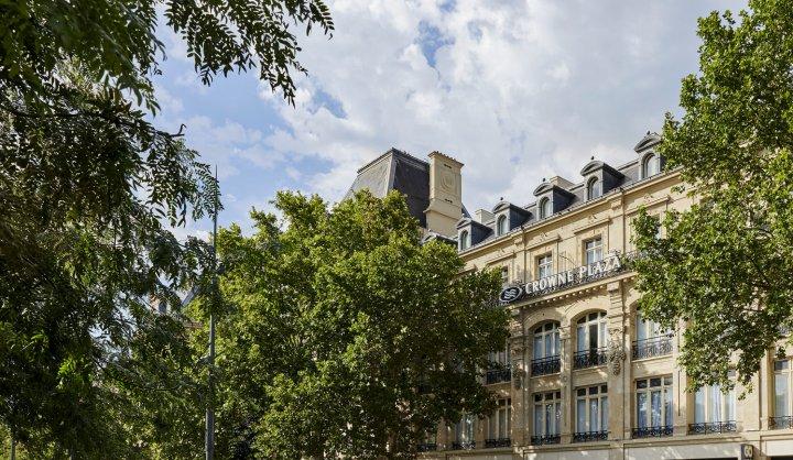 皇冠假日巴黎共和酒店(Crowne Plaza Paris République)