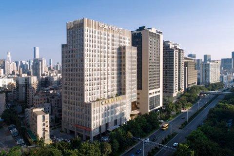 深圳前海郁锦香酒店
