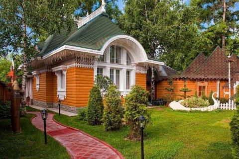 沙皇波德沃雷帝国村庄酒店(Imperial Village Hotel Tsarskoe Podvorie)