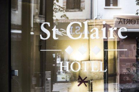 圣克莱尔城市风格酒店(Urban Style Hôtel Saint Claire)