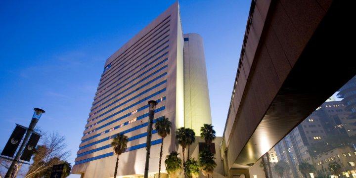 约翰内斯堡桑顿大厦洲际酒店(InterContinental Johannesburg Sandton Towers)