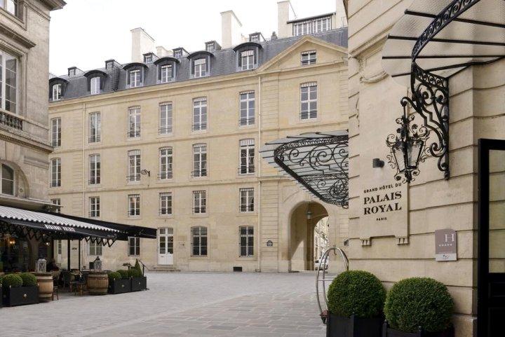 巴黎皇宫大酒店(Grand Hôtel du Palais Royal Paris)