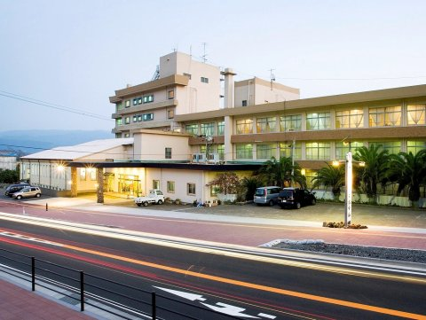 樱岛海滨酒店(Sakurajima Seaside Hotel)