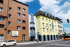 巴尔杜英选帝侯城市酒店(City-Hotel Kurfürst Balduin)