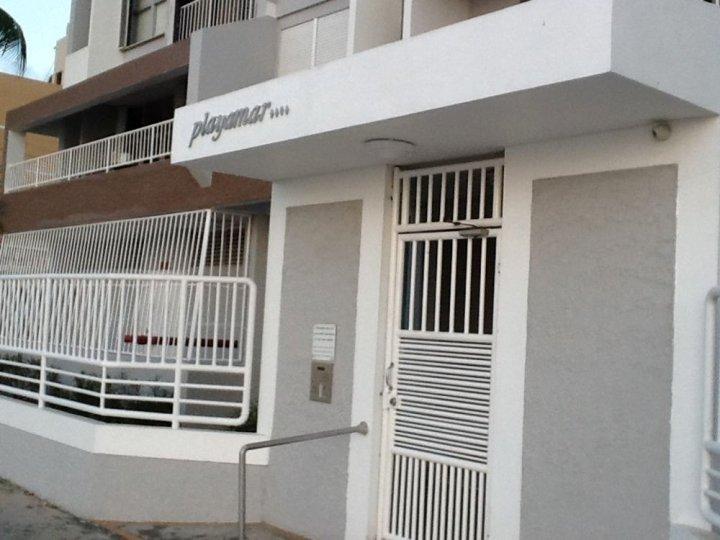 阿玛坡拉海滨开放式客房酒店 - 普拉亚马(Amapola Beachfront Studio - Playamar)