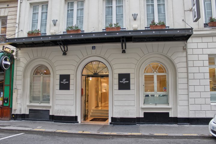 杜米妮旺多姆酒店(Hotel Duminy-Vendome)