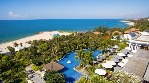 美奈海崖度假酒店(The Cliff Resort & Residences Mui Ne)