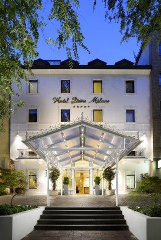米兰皮埃尔酒店(Hotel Pierre Milano)
