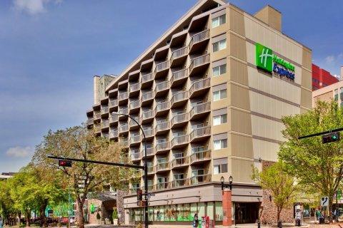 埃德蒙顿市中心智选假日酒店(Holiday Inn Express Edmonton Downtown)