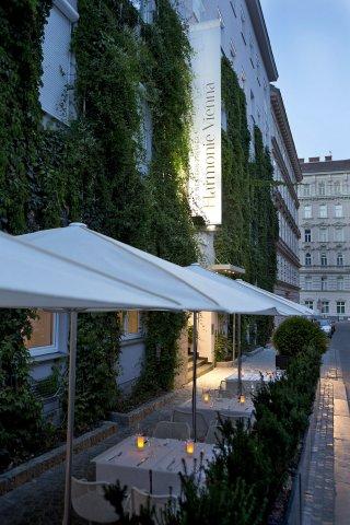 维也纳和谐贝斯特韦斯特精选酒店(The Harmonie Vienna, BW Premier Collection)
