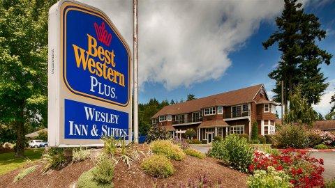 韦斯利旅馆及套房贝斯特韦斯特酒店(Best Western Wesley Inn & Suites)