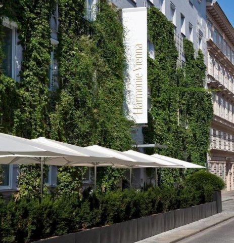 维也纳和谐酒店(The Harmonie Vienna)