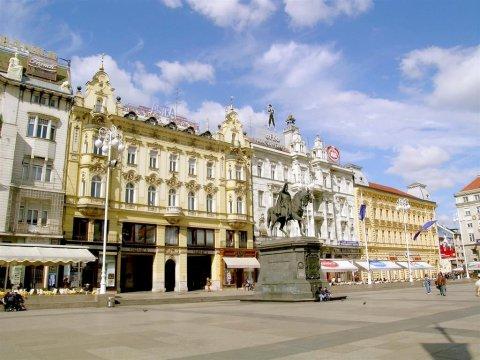 全景萨格勒布福朋喜来登酒店(Panorama Zagreb Hotel)