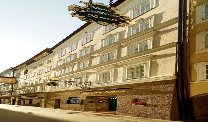 萨尔茨堡戈尔登黑尔茨酒店 - 豪华精选酒店(Hotel Goldener Hirsch, a Luxury Collection Hotel, Salzburg)