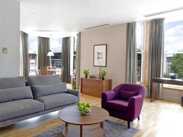 伦敦仕骅廷南肯辛顿哈林顿酒店公寓(Cheval Harrington Court at South Kensington)