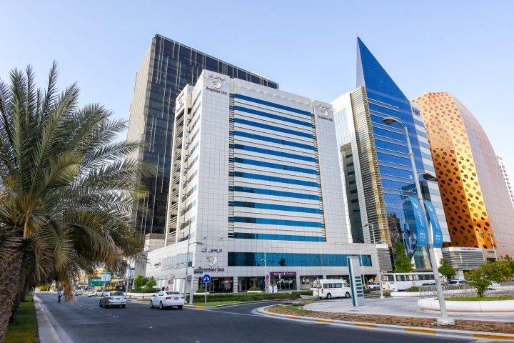 阿布扎比首都中心高级宾馆(Premier Inn Abu Dhabi Capital Centre)