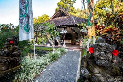 塔曼迪布拉渝别墅(Villa Taman di Blayu)