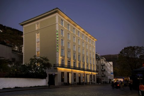 总站大酒店 - 贝斯特韦斯特至尊精选(Grand Hotel Terminus, BW Premier Collection)