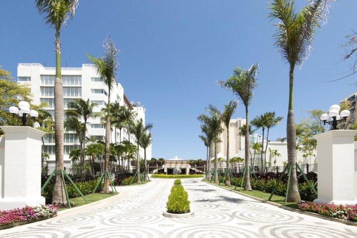 费尔蒙圣胡安费尔蒙酒店(Fairmont El San Juan Hotel)