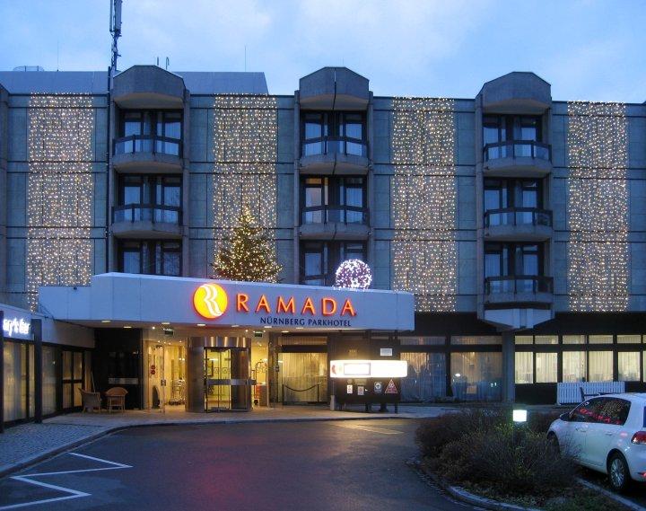 华美达酒店纽伦堡公园店(Ramada Nürnberg Parkhotel)
