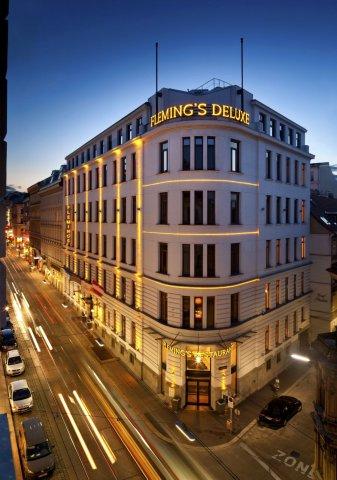 维也纳弗莱明智选酒店(Fleming's Selection Hotel Wien)