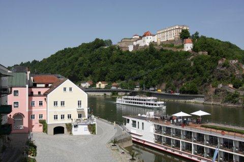 帕绍旧城区酒店(Altstadt-Hotel Passau)