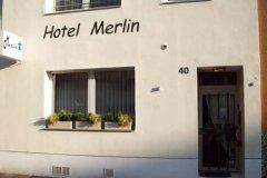 梅林加尼酒店(Hotel Merlin Garni)