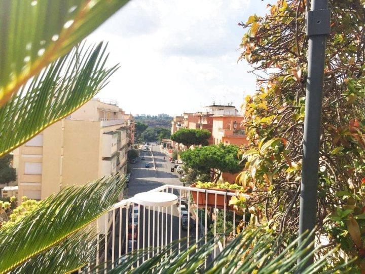 巴尔度纳罗马套房公寓(Roma Suite Balduina)