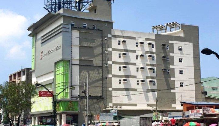 马尼拉太阳之星广场酒店(Sun Star Grand Hotel Manila)