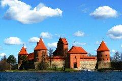 岛屿城堡公寓(Pilies Sala)