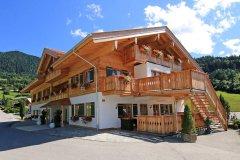 贝希特斯加登艾尔斌酒店(Alpinhotel Berchtesgaden)