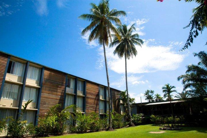 美拉尼西亚酒店(Melanesian Hotel)