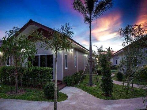 芭堤雅诺道之家度假村(Baan Nubdao Resort Pattaya)