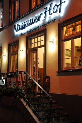 纳绍尔霍夫酒店(Nassauer Hof)