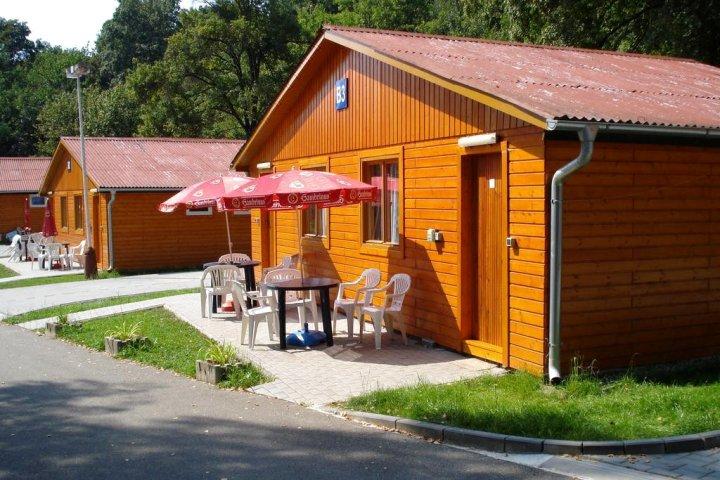 博伊科维采欧洲营地(Eurocamping Bojkovice)