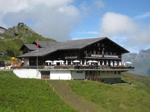 艾格峰北坡餐厅酒店(Restaurant Hotel Eigernordwand)