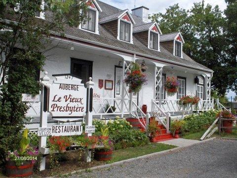 奥贝尔吉乐维普利斯比利酒店(Auberge le Vieux Presbytère)