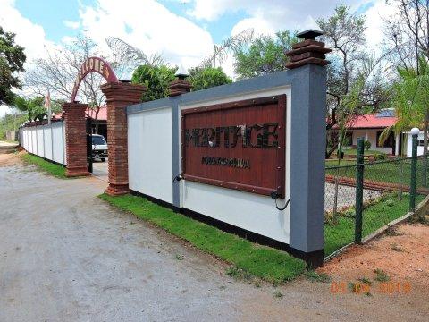 Guest at Polonnaruwa