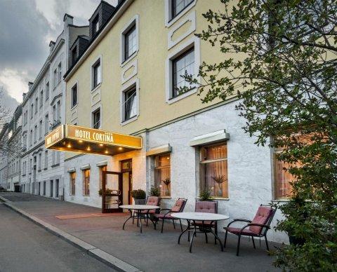 科尔蒂纳丹俱乐部酒店(Club Hotel Cortina)