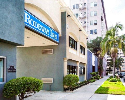长滩会议中心罗德威酒店(Rodeway Inn Long Beach Convention Center)