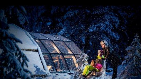 拉普兰冰屋酒店(Lapland Igloo)