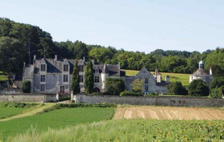 沃古泳城堡度假屋(Holiday Home Chateau de la Vauguyon)
