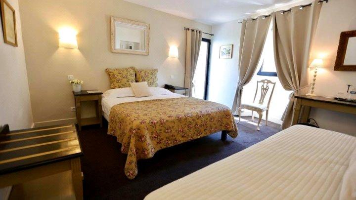 杜帕克餐厅酒店(Hotel Restaurant du Parc)