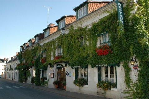 玫瑰园酒店(Hotel La Roseraie)