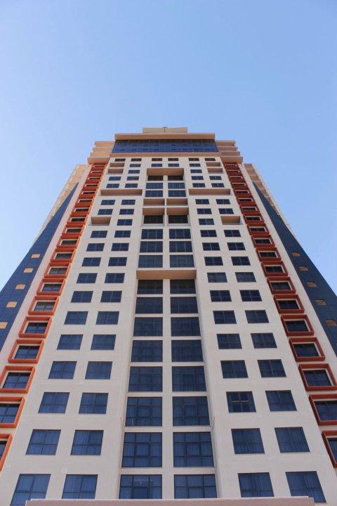 大楼赐福公寓开放式公寓酒店(Tower Bliss Studio Apartment)