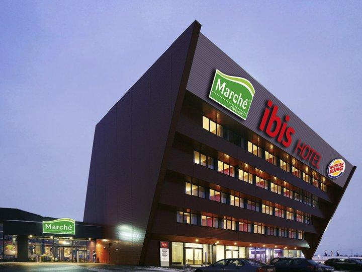 维也纳机场宜必思酒店(Ibis Vienna Airport)