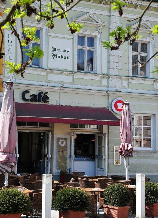 梅尔克市中心马达尔酒店(Madar Café Central Melk)