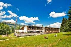 桑纳森林酒店(Saanewald Lodge)