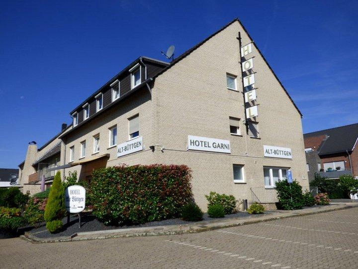布特根阿尔特酒店(Hotel Alt Büttgen)